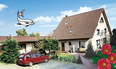 Zimmer + Fewo´s Fischer-Haus